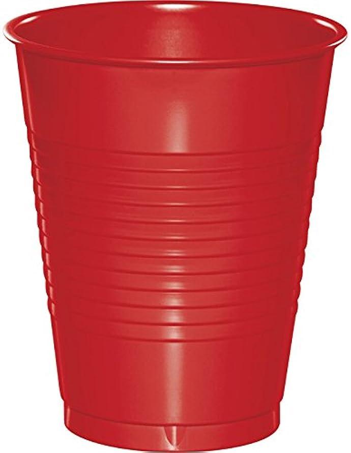 宣伝異常雪だるまClassic Red (Red) 16 oz. Plastic Cups クラシックレッド(赤)16オンス?プラスチック製コップ?ハロウィン?クリスマス?