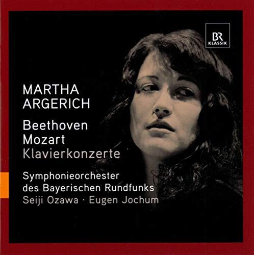 BeethoveN: Cto piano nº 1/Mozart: Cto oiano nº 18