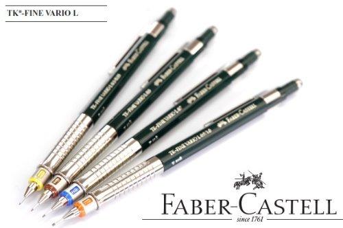 【FABER-CASTELL】ファーバーカステル TK-FINE バリオL シャープペンシル0.3mm用