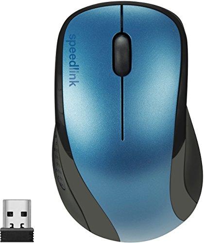 Speedlink KAPPA Mouse - draadloze muis voor kantoor, thuiskantoor en gaming - blauw