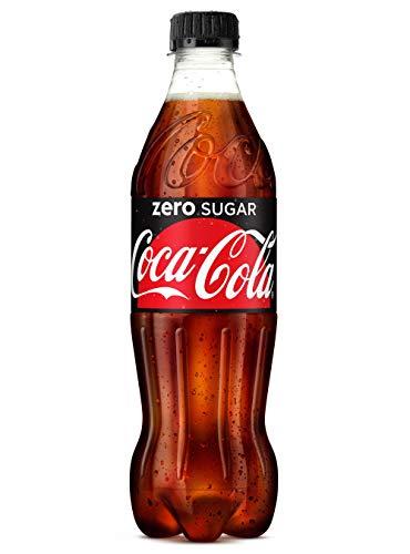 Coca Cola Zero – Tamaño del paquete = 12 x 500 ml