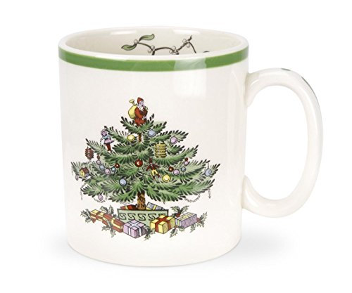Spode Christmas Tree Becher 0,22l
