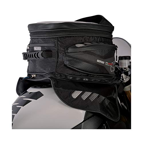 Oxford Motorcycle M40R Lifetime Tank Bag Magnetic WP - 40 litres UK Seller