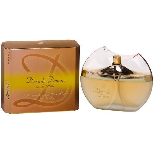 Omerta Decade Donna - Eau de Parfum - 100 ml, 1er Pack (1 x 100 g)