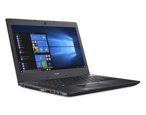 Acer TravelMate P2 TMP249-M Business Laptop - 14' (1366x768), Intel Core i7-6500U, 256GB SSD, 8GB DDR4, Webcam, Windows 7 Professional Upgradeable Windows 10 Pro