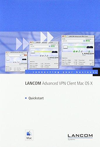 Lancom Advanced VPN Client (MAC, 1 Licence)