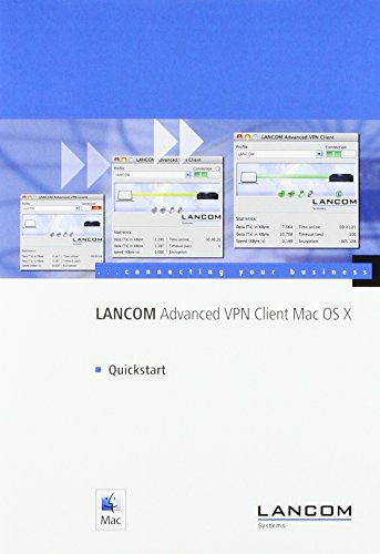 Lancom Advanced VPN Client (MAC, 1 Licence)