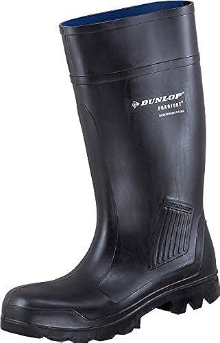 Dunlop 45506 Gummistiefel Purofort S5 schwarz