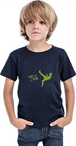 Dare To Zlatan Boys T-shirt 10/12 yrs