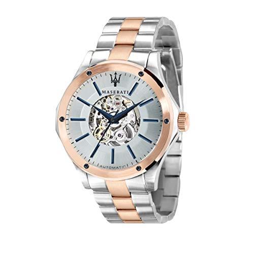 Orologio da uomo, Collezione CIRCUITO, in acciaio, PVD oro rosa - R8823127001