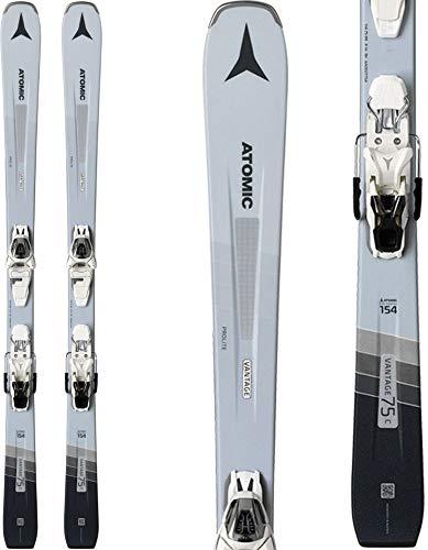 Atomic Vantage 75 Womens Skis 154 w/L10 GW Bindings