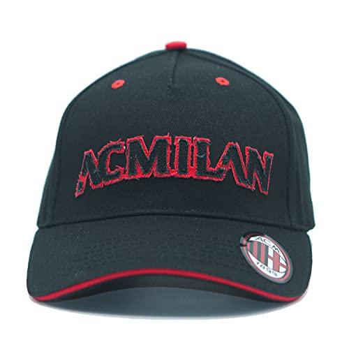 Cappello con Visiera AC Milan