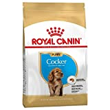 Canin Royal Cocker Spaniel Puppy Up to 12 Months 2 x 3kg Complete Food Specially Tailored Needs of Puppy Contains Patented Antioxidant Complex with Vitamin E