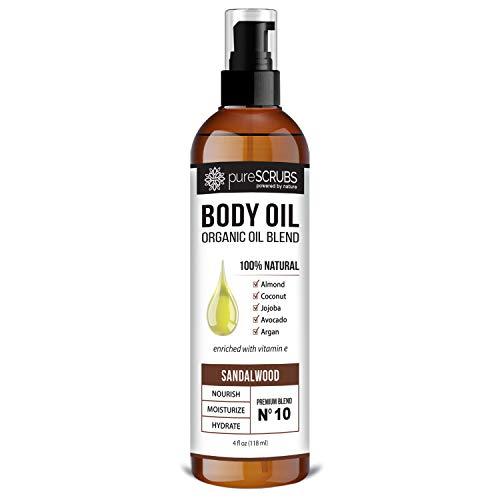 Top 10 Best sandalwood massage oil Reviews