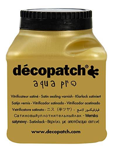 Décopatch VA180AO Aquapro Klarlack (seidenmatt, 180ml)