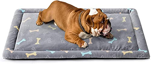 Extra Softness 30 X 22 Inches Pet Sleeping Mat for Small Medium Large...