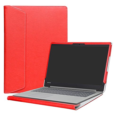 Alapmk Protective Case for 15.6' Lenovo Ideapad 320s 15 320s-15ikb/ideapad S145 15 S145-15IWL S145-14AST S145-14IGM Series Laptop [Note:Not fit Ideapad 320 15.6/Ideapad 530s 15.6 inch],Red