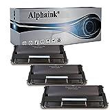 Alphaink 3 Toner compatibili con Ricoh 408010 SP150, per stampanti RICOH Aficio SP150, SP150SU, SP150UW, SP150W