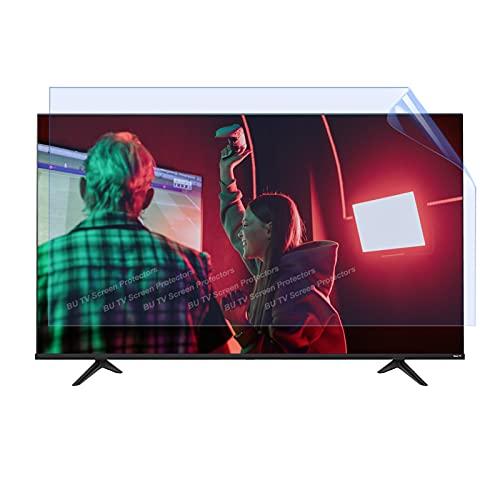 43-65 Pulgadas TV Película Anti-Azul con Protección De Ojos, TV LCD Protector De Pantalla Anti-Glee/Anti Rassing Film, Máquinas De Juego Accesorios,49' 1075 * 604