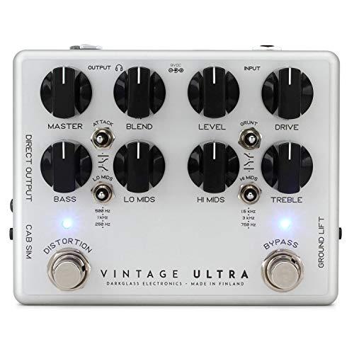 Darkglass Vintage Ultra V2 Bass Preamp Pedal