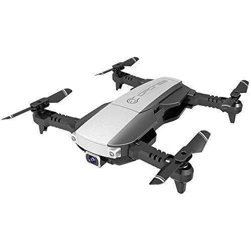 Wj 4K Pixel Fotografía aérea Quadcopter Drone Plegable Drones Plegables de Cuatro Ejes Avión Juguete Fijo de Flujo óptico, Motor incontable, Control Remoto de Altura