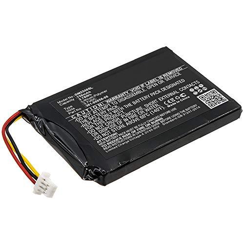 subtel ® Batteria 361-00056-08 Compatibile con Garmin DriveSmart 5 / DriveSmart 55 / DriveSmart 65 / Dash Cam 35 Affidabile Ricambio 750mAh Sostituzione Accu Battery