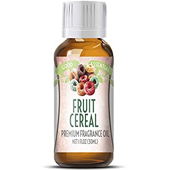 Fruit Cereal Scented Oil by Good Essential  Huge 1oz Bottle - Premium Grade Fragrance Oil  - Perfect for Aromatherapy Soaps Candles Slime Lotions and More!