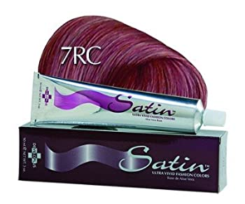 Developlus Satin Color #7Rc Red Copper Blonde 3oz  2 Pack