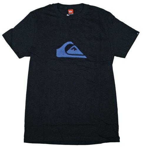 Quiksilver–Camiseta de manga corta–Azul marino