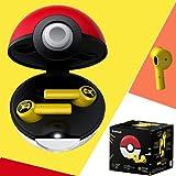Pokémon Bluetooth Headset,Auriculares Inalámbricos Bluetooth Pokemon-Wireless Earphones Bluetooth