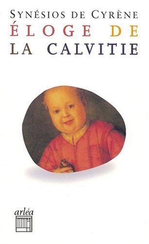 Eloge De La Calvitie
