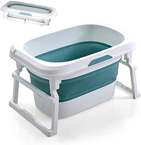 DPPAN Bañera Plegable Bebe, Bañera Hinchable Baño Familiar Independiente, Fácil De Almacenar Plegable, Apto para Adultos Y Niños,Style 1