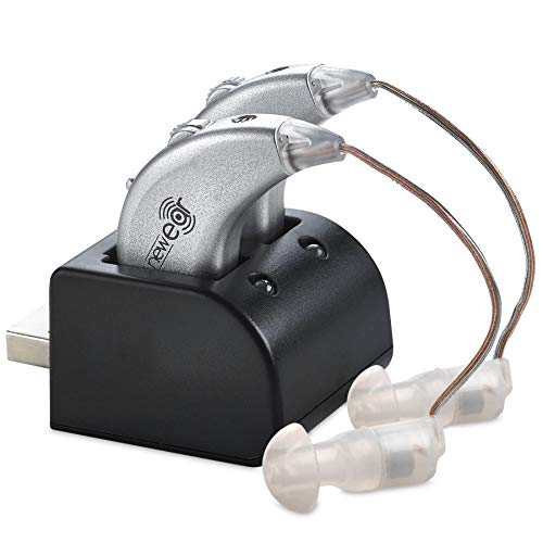 MEDca Hörgerät mit USB-Ladestation
