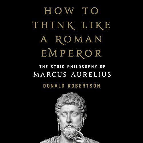 How to Think Like a Roman Emperor audiobook cover art