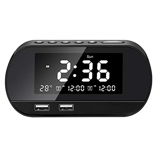 Radio Reloj Despertador Digital  marca N \ A