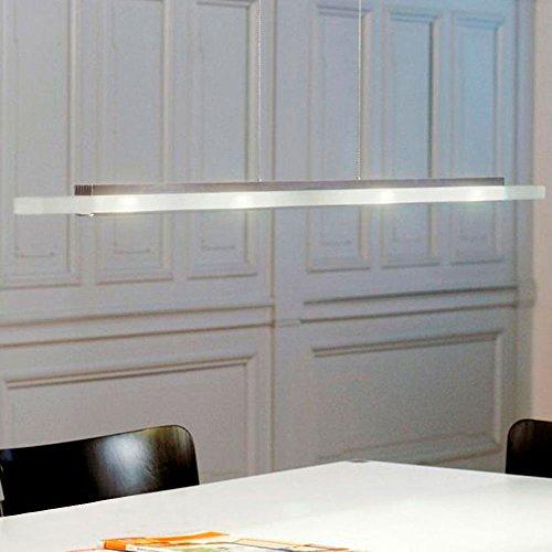 LED-Pendelleuchte 12-flammig Finix Eigenschaften: Ohne Zugpendel
