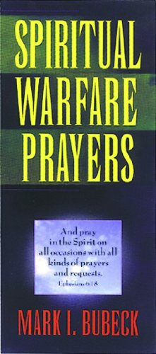 Spiritual Warfare Prayers pdf Download