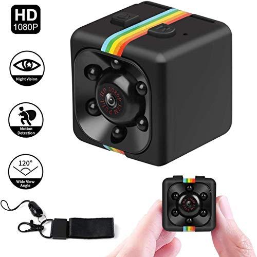 Mini Kamera 1080P SQ11 HD Camcorder DV-Recorder Nachtsicht Sport DV Kamera Video Recorder Infrarot Auto DVR Kamera Bewegungserkennung