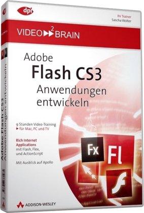 Adobe Flash CS3 - Anwendungen entwickeln (DVD-RO [import allemand]
