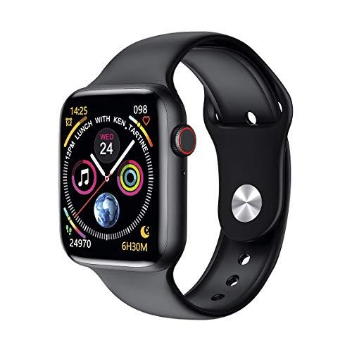 KSIX Urban 2 Smartwatch 1.75' 44mm IPS Bluetooth Ritmo Cardíaco 24h Temperatura Corporal y Monitor de sueño