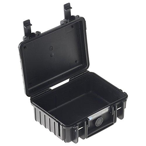 B&W outdoor.cases Typ 500 (leer) - Das Original