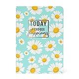Legami - Cuaderno de rayas, tamaño A6, pequeño, 9 x 13,5 cm, papel blanco, 80 páginas, encuadernación de punto Singer