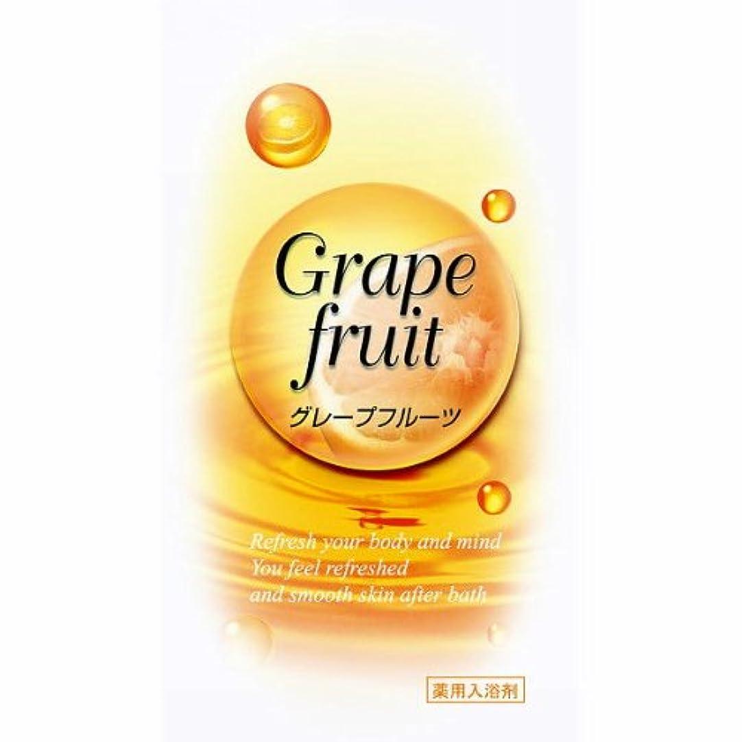 アラバマ香港動トプラン入浴剤 グレープフルーツの香り