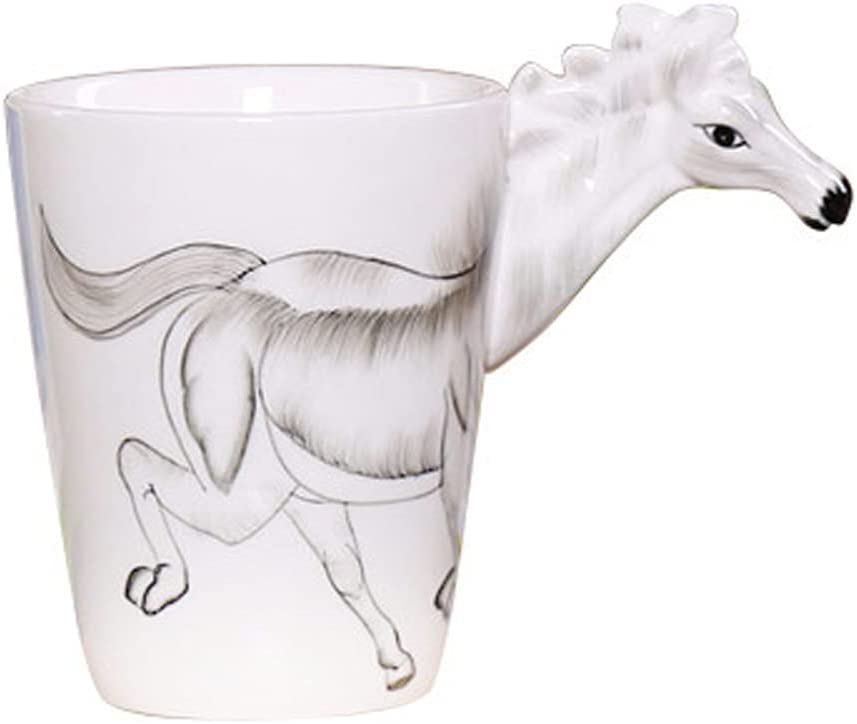 Coffee Mug Ceramic Hand Popular brand 2021 autumn and winter new painted Mugs for Animal Coc Tea