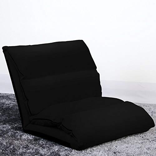 WRJY Silla de Piso de Tatami, sofá Plegable sofalazy Sofa-Beds sillón Silla de Cubierta reclinable multifunción-G