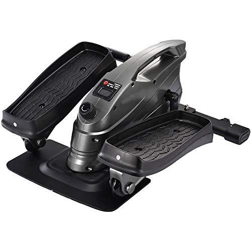 Rindasr Stapmachine, trap huisgewichtsverlies klimmachine, dunne benen vormen, zagen elliptisch joggen minifitnessapparaten, smart armband)