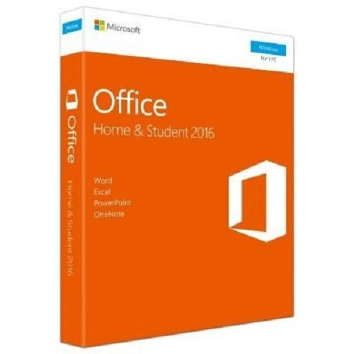 Microsoft Office Home and Student 2016 | PC | Box