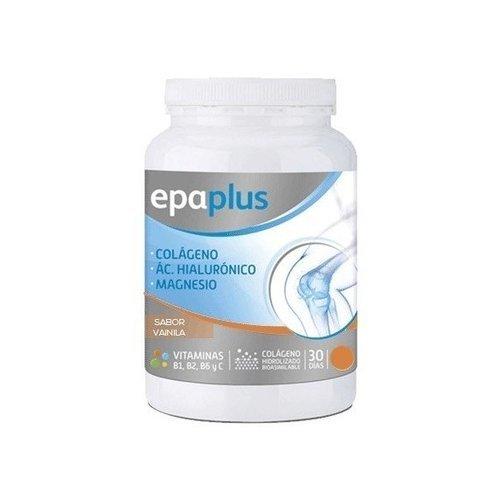 Epaplus Colageno+Hialurónico+Magnesio Vainilla 332 gr. de Peroxidos Farmaceuticos