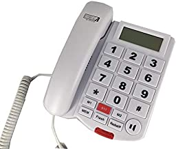 Future Call FC-1507-LCD Big Button Caller ID Phone with 2 Way Speakerphone and 40db Handset Volume photo