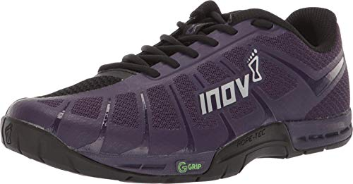 Inov-8 Womens F-Lite 235 V3 - Ultimate Supernatural Cross Training Shoes - Flexible and Lightweight - Purple/Black 6.5 W US